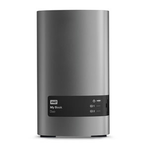 WD 3,5 8TB My Book Duo USB 3.0 Premium Raid