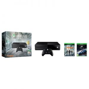 MICROSOFT XBOX ONE 1 TB + THE DIVISION + FORZA 6